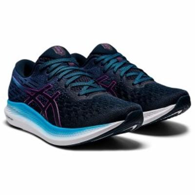 アシックス(ASICS)ランニングシューズ エヴォライド 2 1012A891.400 ジョギングシューズ マラソン(Lady…