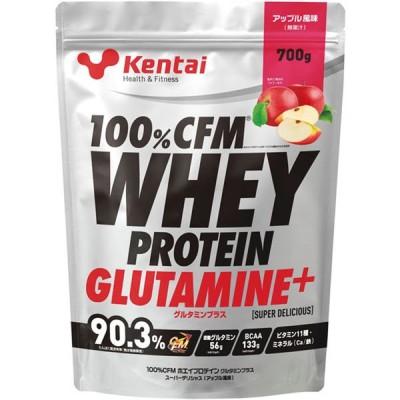 健康体力研究所 KTK-K223 100%CFMホエイプロテイン グルタミンプラス スーパーデリシャス アップル風味