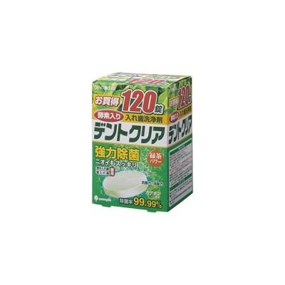 紀陽除虫菊 デントクリア 緑茶パワー 120錠