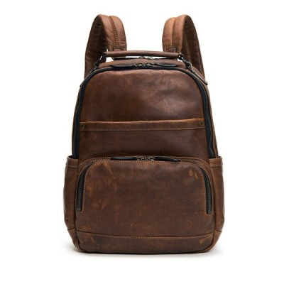 フライ メンズ バックパック・リュックサック バッグ Logan Men's Leather Backpack