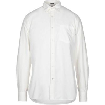 ノースセール NORTH SAILS メンズ シャツ トップス Solid Color Shirt White