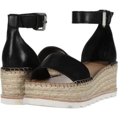 ドルチェヴィータ Dolce Vita レディース サンダル・ミュール シューズ・靴 Larita Black Leather