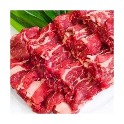 牛ロース アメリカ産ロース焼肉用500gロース (焼肉 焼き肉 バーベキュ-)