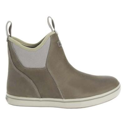 エクストラタフ メンズ ブーツ・レインブーツ シューズ Leather Ankle Deck Boots