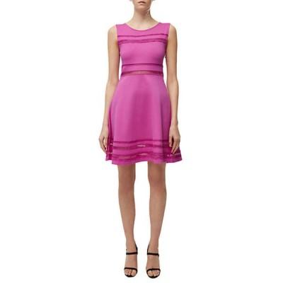 フレンチコネクション レディース ワンピース トップス Sleeveless Lulu Jersey Dress