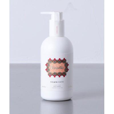 石鹸 <CLAUS PORTO(クラウス ポルト)>リキッドソープ ファヴァリト