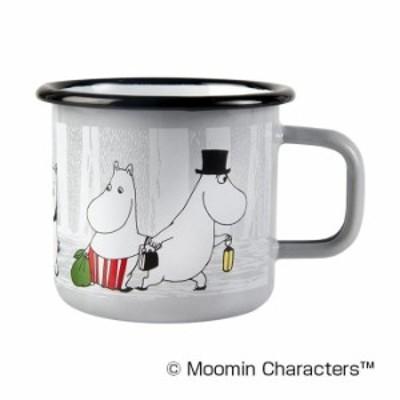 MOOMIN(ムーミン) ムーミンマグ ムーミンウィンタートリップ MRA060139