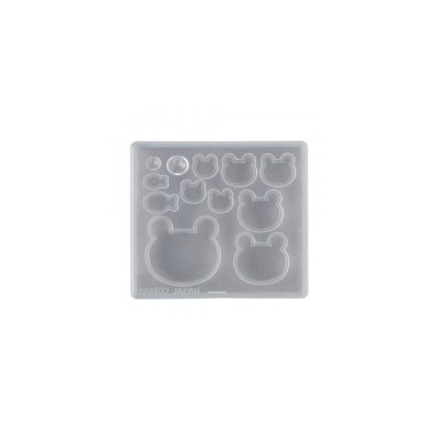 PADICO パジコ ソフトモールド クマ 403050