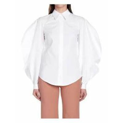 Sara Battaglia レディースブラウス Sara Battaglia Shirt White