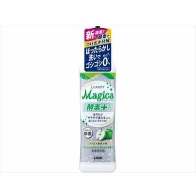 CHARMY MAGICA(チャーミーマジカ)酵素プラス フレッシュグリーンアップルの香り 本体 【 食器用洗剤 】