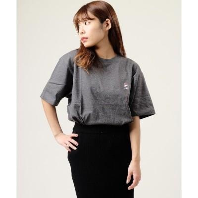 tシャツ Tシャツ 【FILA TECH】ワンポイントボックスロゴ半袖Tシャツ