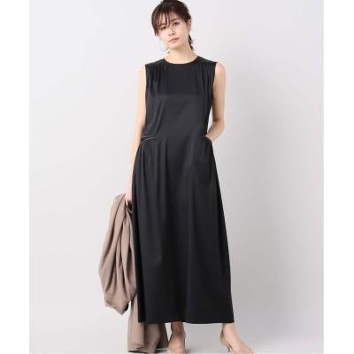 レディース ボイスフロムベイクルーズ 【YOHEI OHNO】Gather Detail Dress ブラック フリー