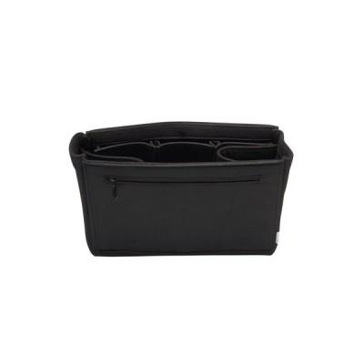 AUS発 バッグ オーガナイザー 手持ちの トートバッグ を 整理整頓♪ 入れ替えも楽々 バッグインバッグ(ブラック)TOTE ORGANISER Chuchka(チャチュカ)