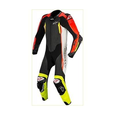 Alpinestars Men's 3156017-123-52 Suit (Black/White/Red, Size 52)「並行輸入品」