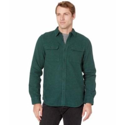 ノースフェイス メンズ シャツ トップス Arroyo Flannel Shirt Evergreen