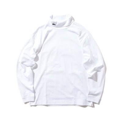 tシャツ Tシャツ LACOSTE × BEAMS LIGHTS / 別注 タートルネック カットソー