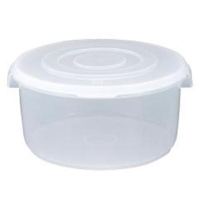 漬物容器 4L 深型 クリア 漬物シール 4型