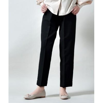CALIFORNIA OUTFITTERS / センタープレステーパードパンツ WOMEN パンツ > スラックス