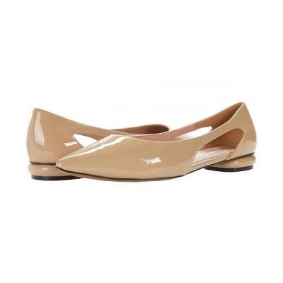 LINEA Paolo レディース 女性用 シューズ 靴 フラット Delphi - Maple Sugar