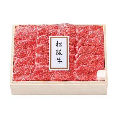 【お歳暮】松阪牛 もも肉焼肉用【三越伊勢丹/公式】