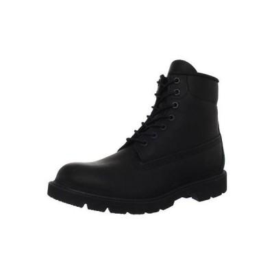 """ティンバーランド ブーツ Timberland 6"""" Basic ブーツ メンズ Six in ブーツ,ブラック Smooth,7 M US _no_color_"""