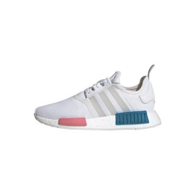 アディダスオリジナルス スニーカー レディース シューズ NMD_R1  - Trainers - footwear white/grey one/hazy rose