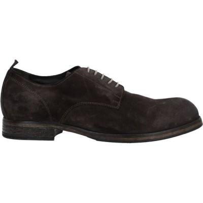 モマ MOMA メンズ 革靴・ビジネスシューズ シューズ・靴 Laced Shoes Lead
