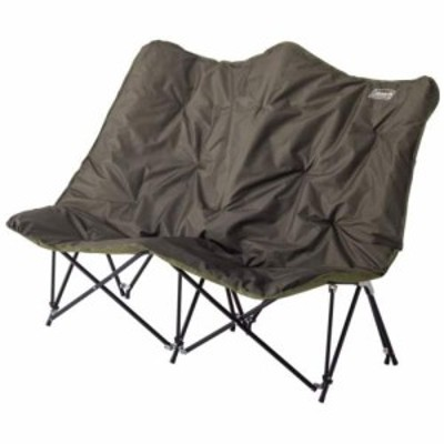 コールマン(Coleman) チェア ソファチェア ダブル 二人掛けチェア 2人用 椅子 いす イス 2000037432 4992826114572