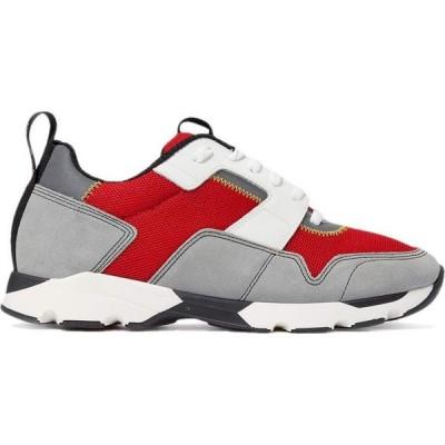 マルニ MARNI メンズ スニーカー シューズ・靴 Classic Sport Sneaker Orange/Red/Grey