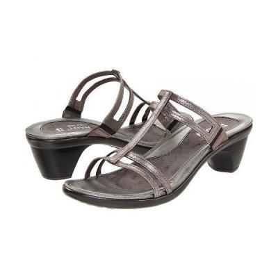 Naot ナオト レディース 女性用 シューズ 靴 ヒール Loop - Silver Threads Leather