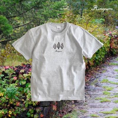 北欧木々デザイン 半袖Tシャツ 男女兼用 メンズ/レディースOK Rimopuro rist12