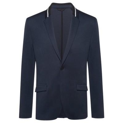 ジャケット テーラードジャケット メンズ レギュラーフィット ニットカラー テイラードジャケット