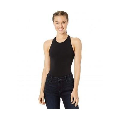 Commando コマンドー レディース 女性用 ファッション トップス シャツ Ballet Racerback Bodysuit KT040 - Black