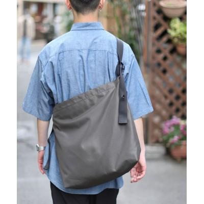 BEAMS MEN / NOTIVE/CANTERA × BEAMS / 別注 Shoulder Bag MEN バッグ > トートバッグ