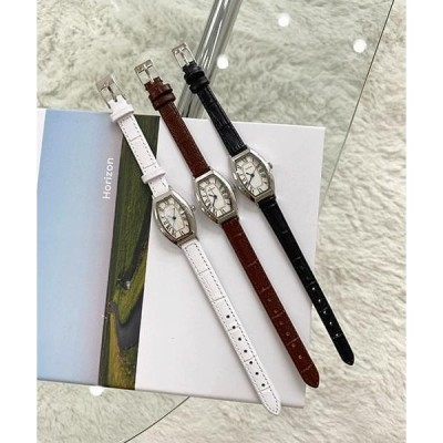WITHMOMENT レディース 時計 howell silver watch -3color