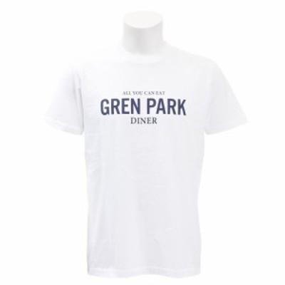 エーシーピージー(ACPG)プリントTシャツ GREN 871PA9BGI6349WHT 半袖 オンライン価格(Men's)