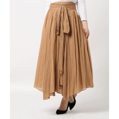 スカート RITO ベルトロングスカート