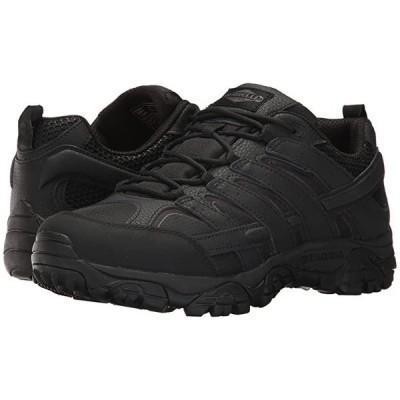 Merrell Work Moab 2 Tactical メンズ スニーカー 靴 シューズ Black
