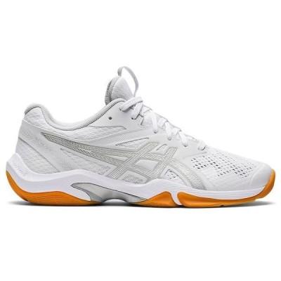 アシックス 4550330328573 1072A072 GEL−BLADE 8 White/Pure Silver サイズ:23.5