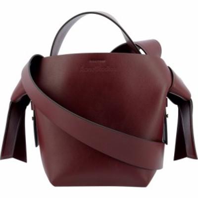 アクネ ストゥディオズ Acne Studios レディース ショルダーバッグ バッグ Musubi Mini Shoulder Bag Bordeaux