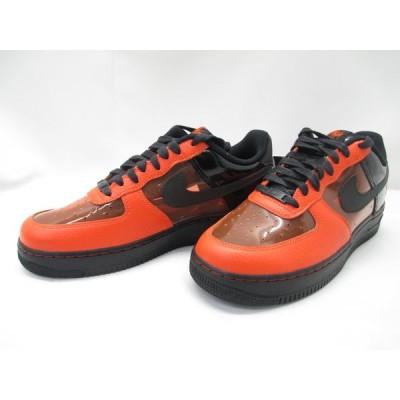 NIKE ナイキ AIR FORCE 1 07 PRM 2 SHIBUYA HALLOWEEN CT1251-006 SIZE:28cm スニーカー 靴 中古 メンズ ∴WT1279