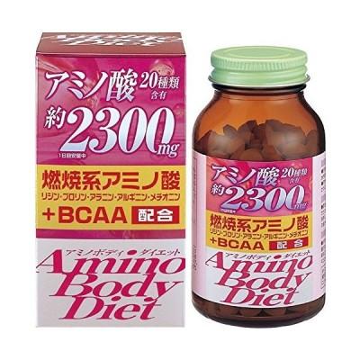 オリヒロ アミノボディダイエット粒3本セット