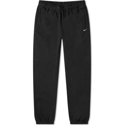 ナイキ Nike メンズ スウェット・ジャージ ボトムス・パンツ NRG Sweat Pant Black/White