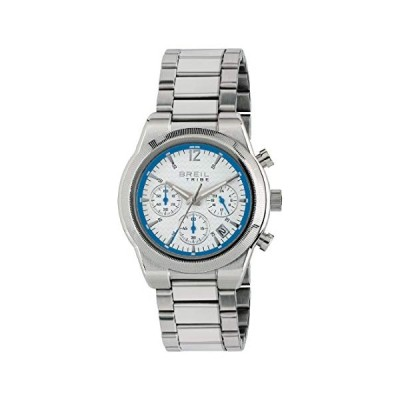 Watch BREIL for Man Slider with Bracelet Made in Steel, Movement Chrono Quartz 並行輸入品