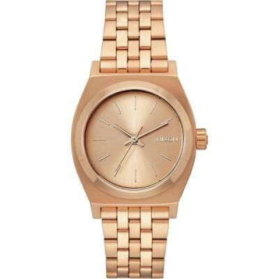 ニクソン NIXON レディース 腕時計 Time Teller Bracelet Watch, 31mm Rose Gold