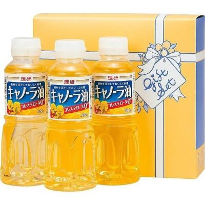 理研キャノーラ油セット ( 700-6530r )