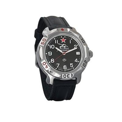 Vostok Komandirskie ロシアンタンク フォース アーミー 機械式 メンズ ミリタリー コマンダー 腕時計 #811306並行輸入