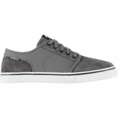 エアウォーク Airwalk メンズ スケートボード シューズ・靴 Tempo 2 Skate Shoes Grey