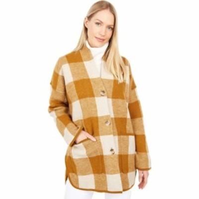 メイドウェル Madewell レディース ニット・セーター トップス Boiled Wool Sweater Heather Parchment