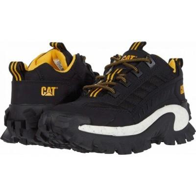 キャピタラー カジュアル Caterpillar Casual レディース スニーカー シューズ・靴 Intruder Black